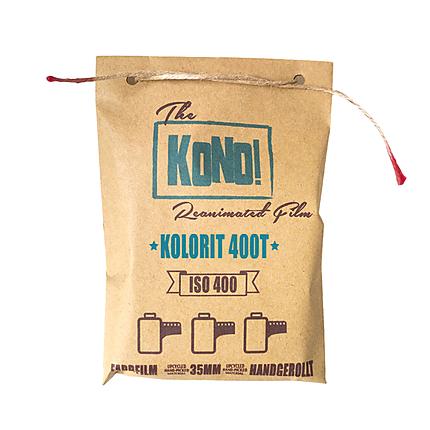 Kono Kolorit 400T 3Pack 35mm C-41 Color Film - 24exp 400 iso