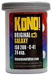 KONO! Original Galaxy 35mm C-41 Color Film 200 ISO - 24exp