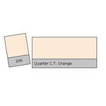 LEE Filters 1/4 C.T.O Lighting Correction Gel Filter