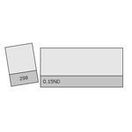 LEE Filters 0.15 Neutral Density Lighting Correction Gel Filter