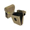 LEE Filters Field Pouch for Ten 100 x 150mm Filters - Sand