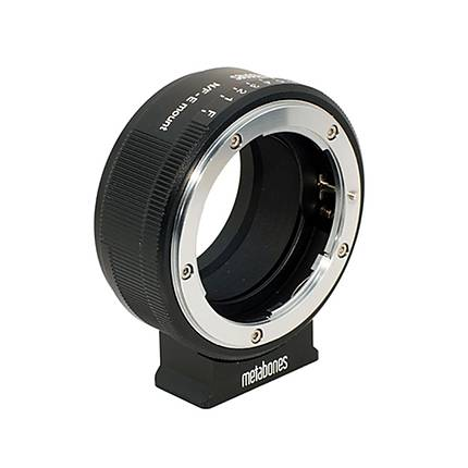 Metabones Nikon G to E-mount adapter (Black Matte)