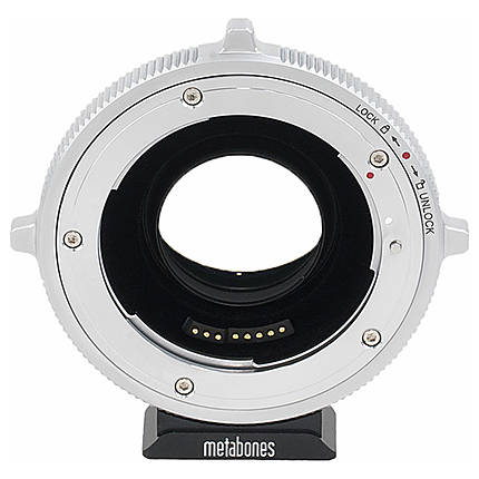 Metabones Canon EF Lens to Sony E Mount T CINE Speed Booster ULTRA 0.71x V