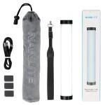 Nanlite PavoTube II 6C 10in RGBWW LED Tube w/ Internal Battery