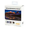 NiSi 72mm Circular Professional Filter Kit
