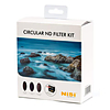 NiSi 77mm Circular ND Filter Kit