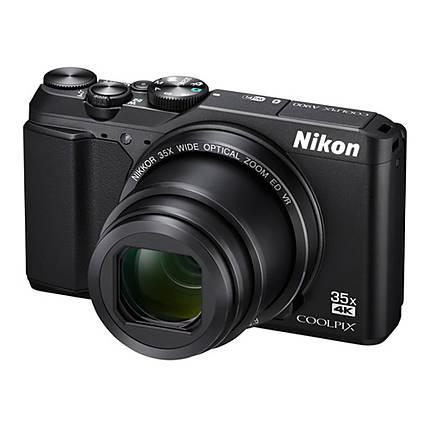 Nikon COOLPIX A900 Digital Camera - Black