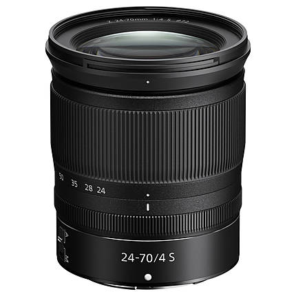 Nikon NIKKOR Z 24-70mm f/4 S Lens - for Z Series Cameras