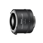 Nikon AF-S TC-20E III 2.0x Teleconverter Lens - Black