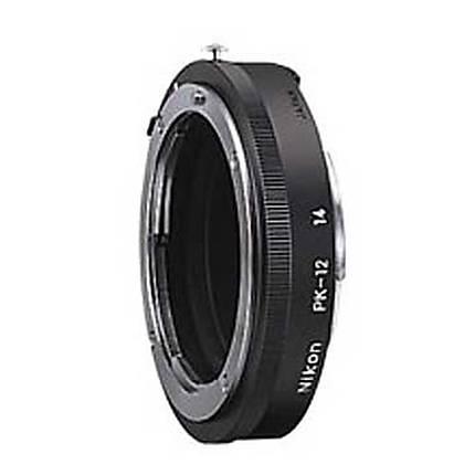 Nikon PK-12 (14 mm) Auto Extension Tube AI - Black