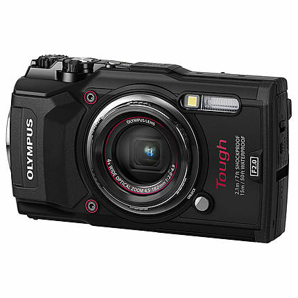 Olympus TG-5 Digital Camera - Black