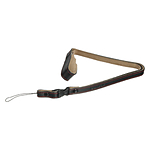 Olympus CNS-13 Black Leather Neck Strap