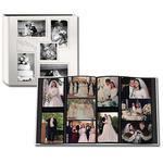 Pioneer 4 x 6 In. Collage Embossed Wedding Photo Album (240 Photos)