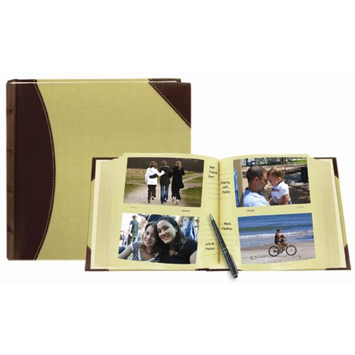 Pioneer 4 X 6 In High Capacity Photo Album 300 Photos Brown