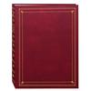 Pioneer APS Bi-Directional Memo 3-Ring Photo Album - Burgundy