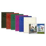 Pioneer 5 x 7 In. Flexible Cover Compact Photo Album (24 Photos)-Multicolor