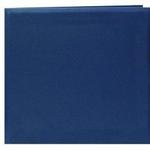Pioneer 12 x 12 In. Top Loading Leatherette Cover Scrapbook - Bay Blue