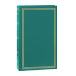 Pioneer 4 x 6 In. Pocket 3-Ring Binder Photo Album (300 Photos) - Teal