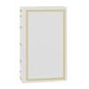 Pioneer 4 x 6 In. Pocket 3-Ring Binder Photo Album (300 Photos) - White