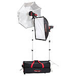 Photogenic Matrix MCD400R 400Ws Monolight 2-Light Kit