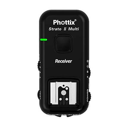 Phottix Strato II Multi 5-in-1 Receiver for Canon