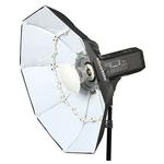 Phottix 70cm Luna Folding Beauty Dish - White