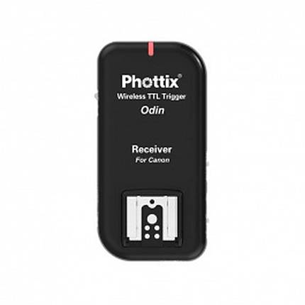 Phottix Odin Wireless TTL Flash Trigger Receiver Only For Canon New 1.5 Vers