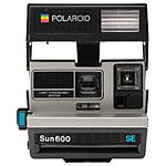 Polaroid Originals 600 Camera - Silver LMS