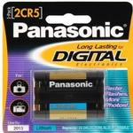 Panasonic 2CR5 Lithium Battery 6v
