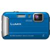 Panasonic Lumix DMC-TS30A Active Lifestyle Tough Camera - Blue