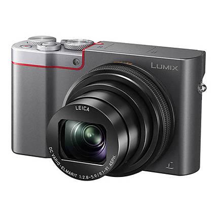 Panasonic Lumix DMC-ZS100 Digital Camera -Silver