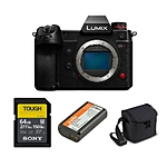 Panasonic LUMIX S1H Mirrorless Digital Camera (Body Only)