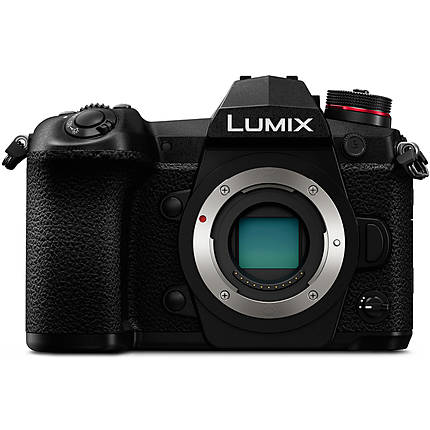 Panasonic Lumix DC-G9 Mirrorless Micro Four Thirds Digital Camera Body Only