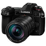 Panasonic Lumix DC-G9 Mirrorless Micro 4/3 Camera with 12-60mm f/2.8-4 Lens
