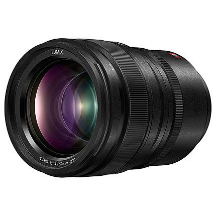 Panasonic LUMIX S PRO 50mm F/1.4 Lens