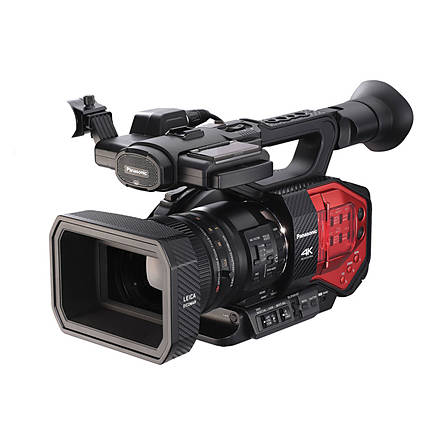 Panasonic AG-DVX200 4K Handheld Camcorder with 4/3 Sensor  and  Zoom Lens