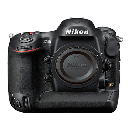 Nikon D4S FX-Format Digital SLR Camera Body