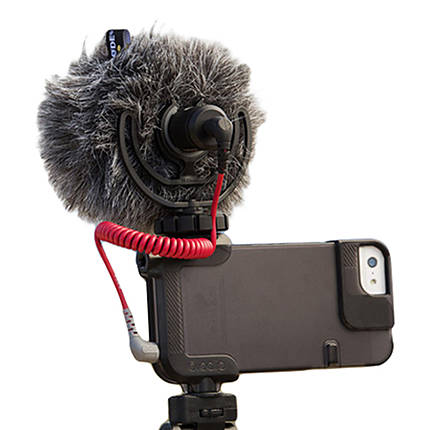 Rode WS9 Deluxe Windshield for Rode VideoMicro  and  VideoMic Me
