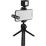 Rode Vlogger Kit iOS Edition Filmmaking Kit for Lightning Port