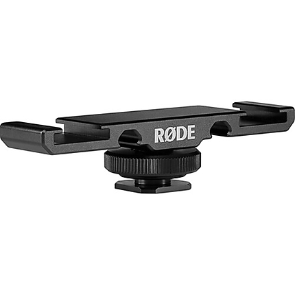Rode DSC-1 Dual Cold Shoe Mount for Wireless Go
