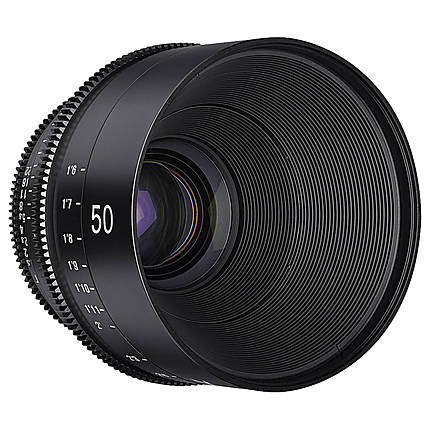 Rokinon Xeen 50mm T1.5 Lens for Canon EF Mount