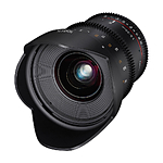 Rokinon 20mm T1.9 Wide Angle Cine DS Lens for Nikon