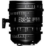 Sigma 24-35mm T2.2 FF Zoom Lens (Canon EF)