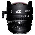 Sigma 14mm T2 FF High-Speed Prime Lens (Sony E)
