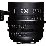 Sigma 50mm T1.5 FF High-Speed Prime Lens (ARRI PL, Metric)