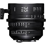 Sigma 35mm T1.5 Fully Luminous FF High-Speed Prime Lens (Canon EF)