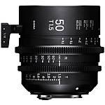 Sigma 50mm T1.5 Fully Luminous FF High-Speed Prime Lens (PL, Metric)