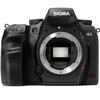 Sigma SD1 Merrill 46 MP CMOS Digital Camera (Body Only)-Black