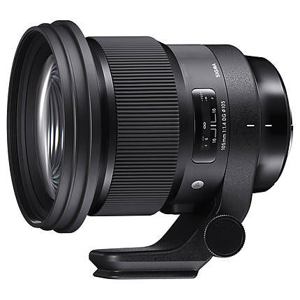 Sigma 105mm f/1.4 DG HSM Art Lens for Canon