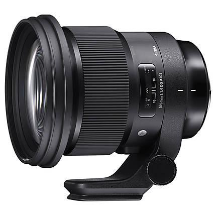 Sigma 105mm f/1.4 DG HSM Art Lens for Nikon